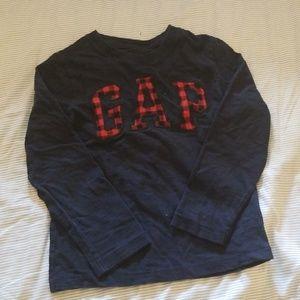 Long Sleeve Gap Tee